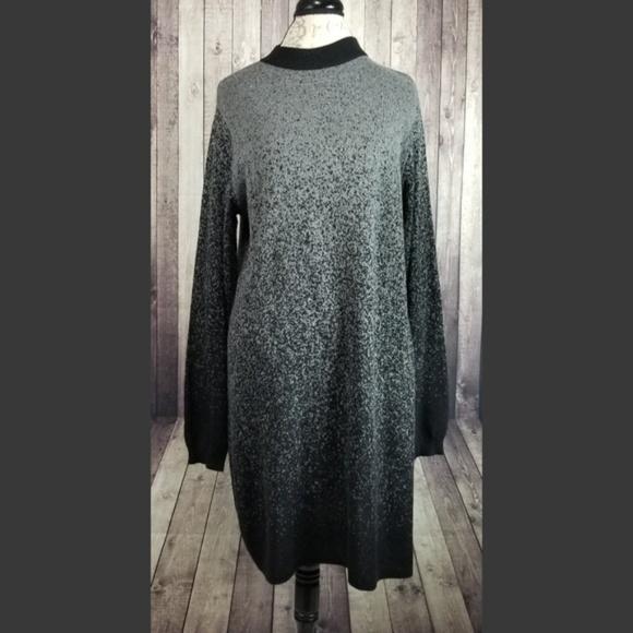 94dddf30ada Simply Vera Vera Wang ombre sweater dress